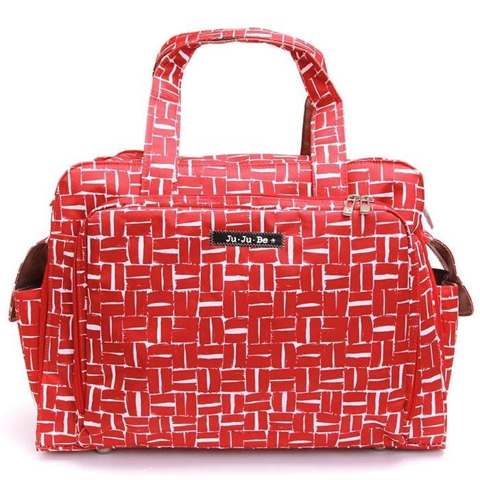 Дорожная сумка Ju-Ju-Be Be Prepared Syrah Syrah