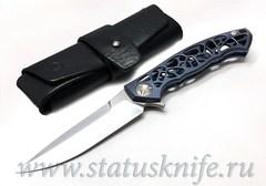 Нож Синькевич Координал Full Custom Proto #1 Leaf Edition