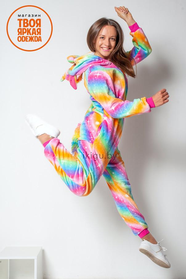 "Пижамы кигуруми Единорог ""Карамельный"" karamel_3.jpg"