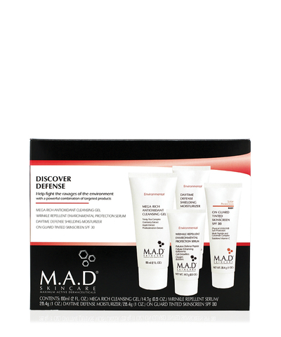Набор дорожный препаратов для восстановления и защиты кожи Environmental Discovery Kit