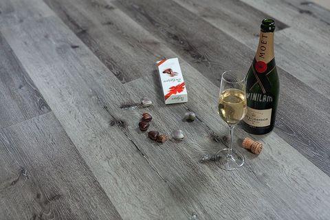 Кварц виниловый ламинат Vinilam New Prestige Gibrid Cork 10-066 Дуб Ипр