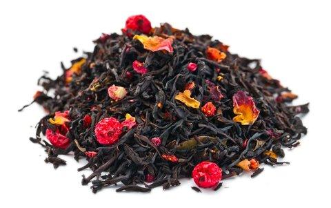 Венецианская ночь Чай Gutenberg черный ароматизированный 100 гр.