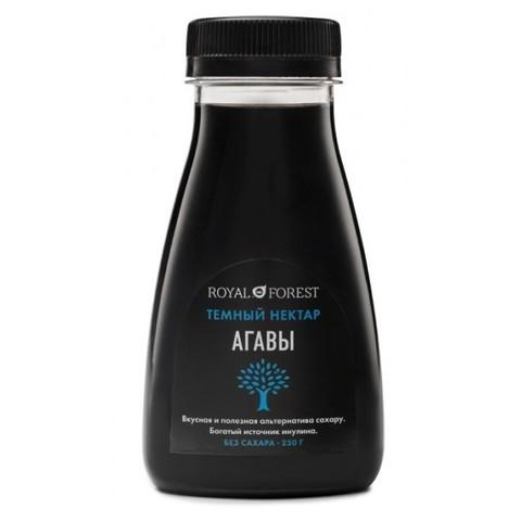 Нектар Агавы темный, 250 гр. (ТрансКэроб)