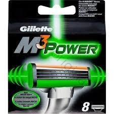 Кассеты Gillette Mach3 Power 8 шт