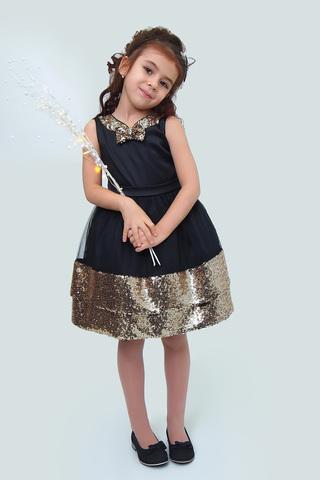 Платье детское + без дополнений (артикул 1Н60-2)