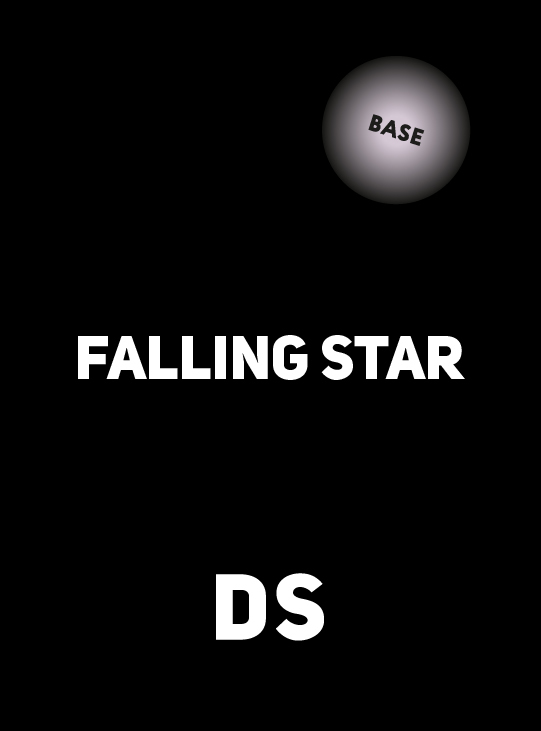 Аксессуар DS BASE FALLING STAR 50