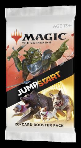 Jumpstart - бустер (английский)