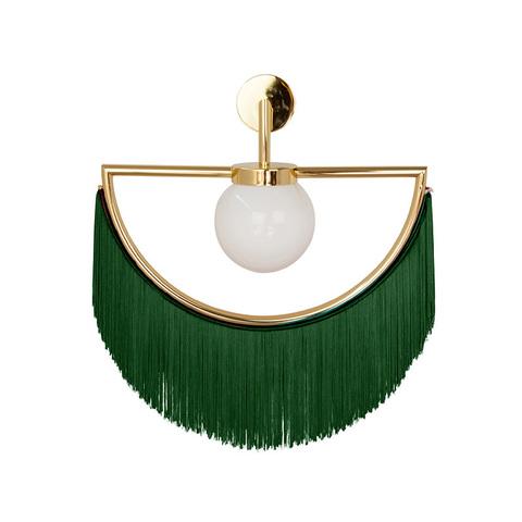 Настенный светильник копия Wink by Houtique (зеленый)