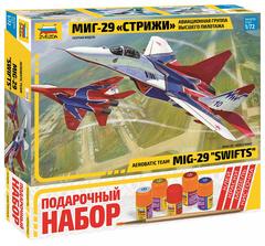 Самолет МиГ-29 авиагруппы «Стрижи»