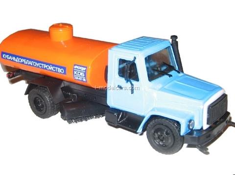 GAZ-3309 watering Kompanion 1:43