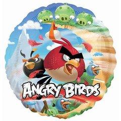 "Круг ""Angry Birds"""