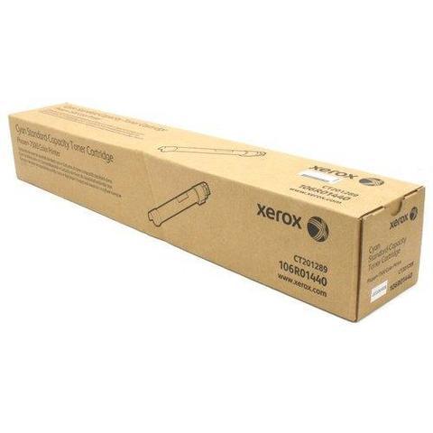 Картридж Xerox 106R01440 голубой