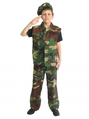 Костюм Военного