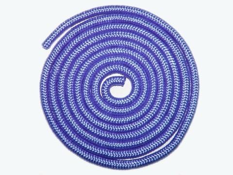 Скакалка гимнастическая, 3 метра синяя :(TS-01):