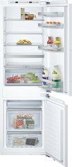 Встраиваемый двухкамерный холодильник Neff KI7863D20R фото