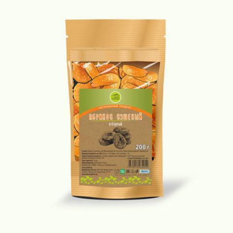 Дары Памира абрикос сушеный отборный 100 гр
