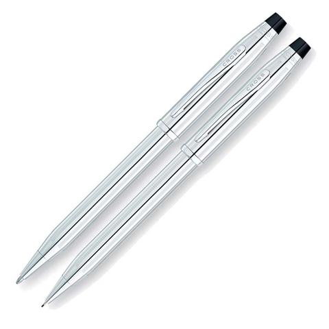 Набор подарочный Cross Century II  (350105WG) шариковая ручка + карандаш 07мм
