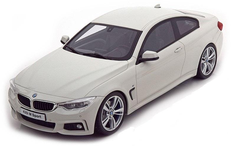 Коллекционная модель BMW M435i Sport 2014