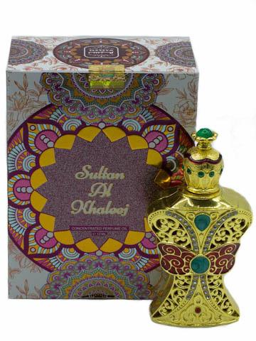 Пробник для Sultan al Khaleej Султан Аль Халидж 1 мл арабские масляные духи от Насим Naseem Perfumes