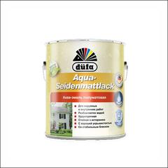 Эмаль Dufa Aqua Seidenmattlack (Белый)