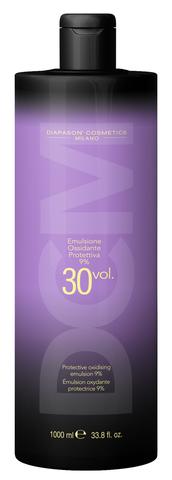 Окисляющая эмульсия со смягчающим и защитным действием 30 Vol (9%, 150мл)