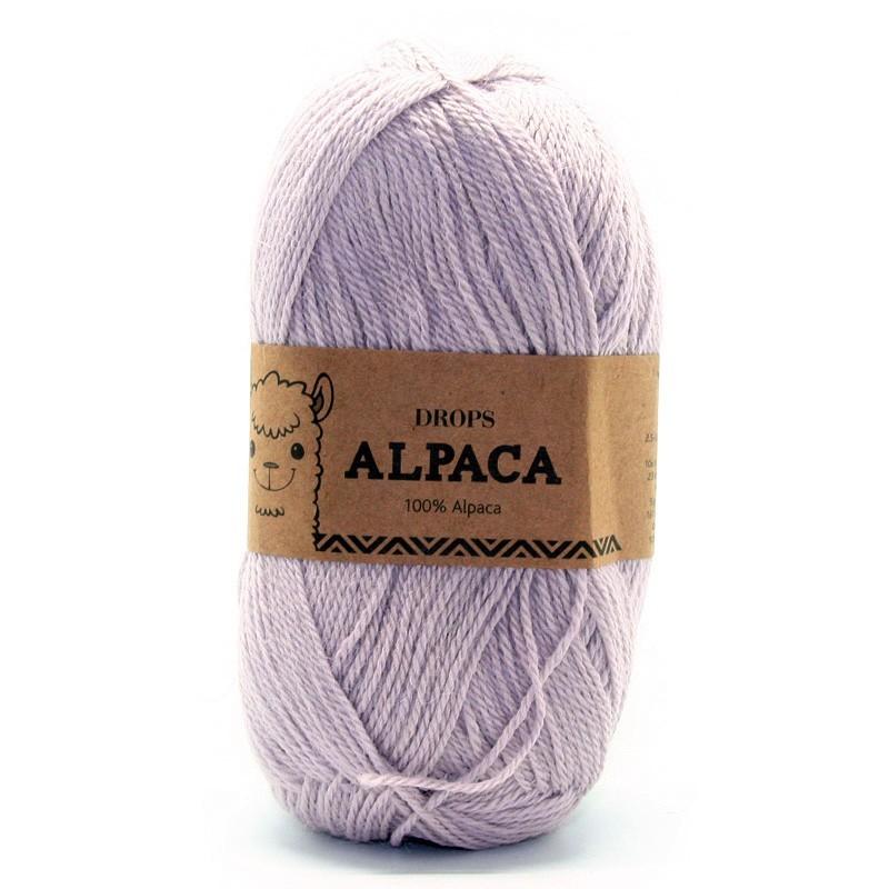 Пряжа Drops Alpaca 4010 жемчужный