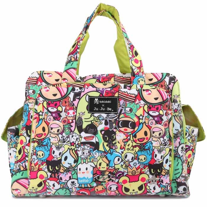 Дорожная сумка Ju-Ju-Be Be Prepared Tokidoki Iconic