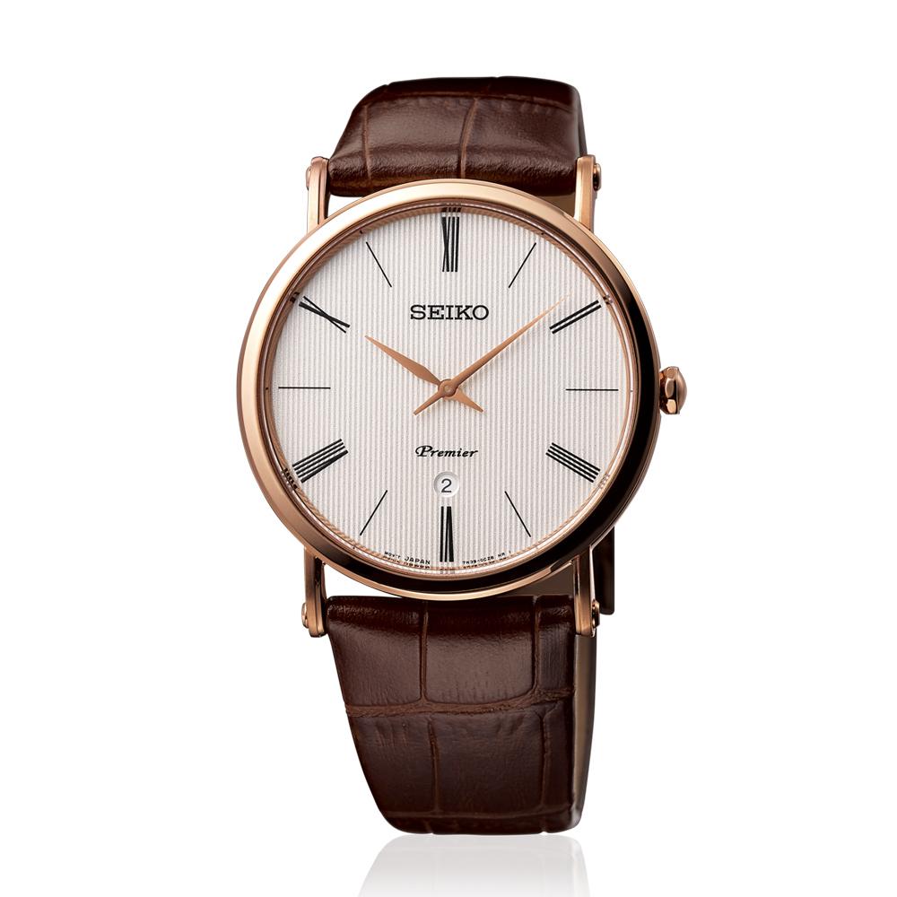 Наручные часы Seiko Premier SKP398P1 фото
