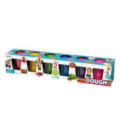 Playgo Набор пластилина (6 цветов) (Play 8607)