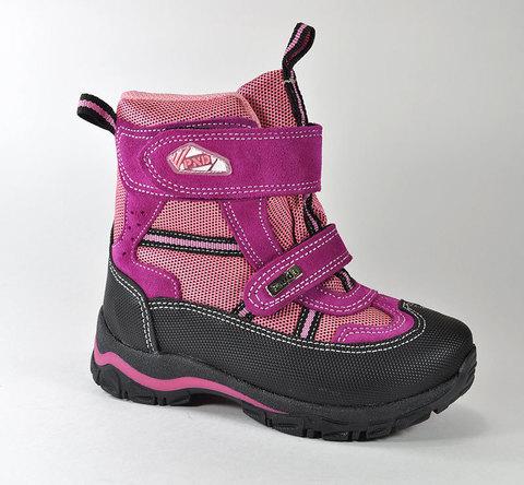 Ботинки утепленные Panda 016-329-7А