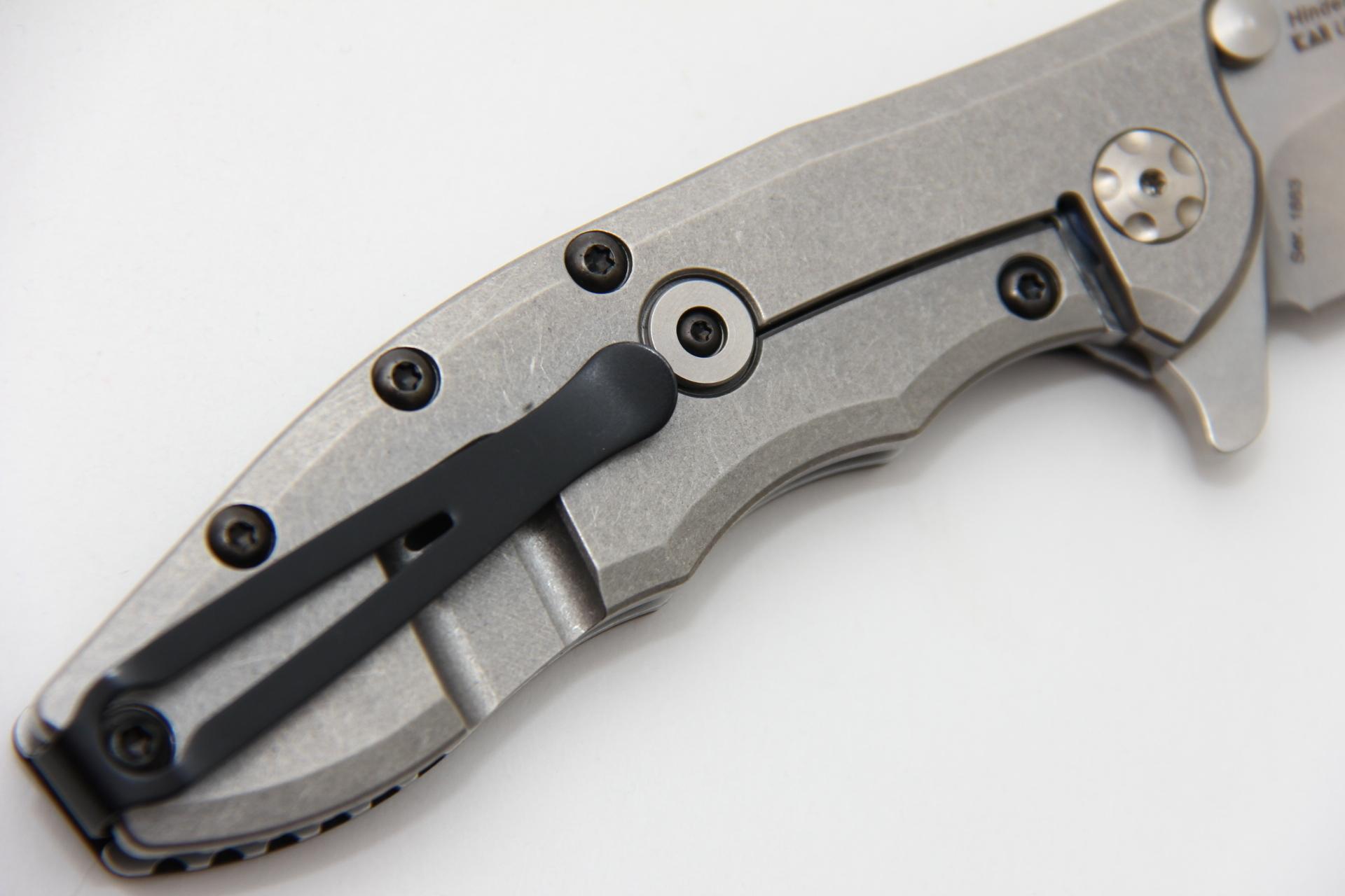 Нож Zero Tolerance 0562 ZT0562 S35VN - фотография