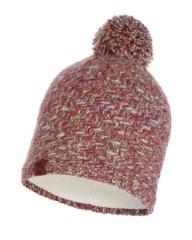 Вязаная шапка с флисовой подкладкой Buff Hat Knitted Polar Agna Multi