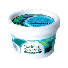 Inoface Modeling Cup Pack Peppermint - Альгинатная маска с экстрактом перечной мяты для проблемной кожи