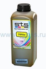 Сублимационные чернила STS Yellow 1000 мл