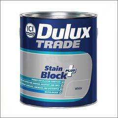 Грунт Dulux Стайн Блок Плюс (белый)
