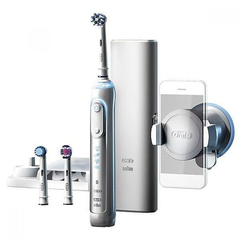 ORAL-B Genius White 8000 D701.535.5XC Зубная щетка