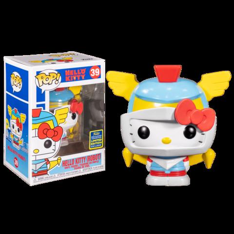 Funko POP! SDCC 2020: Hello Kitty (Robot) 39 (Exc)