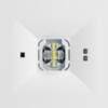Светильники аварийного освещения помещений с высокими потолками ONTEC D F1 – вид спереди крупным планом