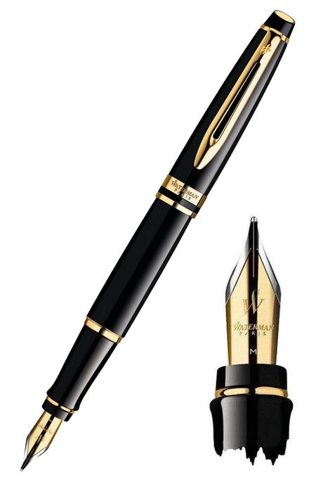 Waterman Expert 3 Black Laque GT (S0951640)