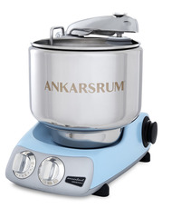 Тестомес комбайн Ankarsrum AKM6230PB Assistent голубой перламутр (базовый)
