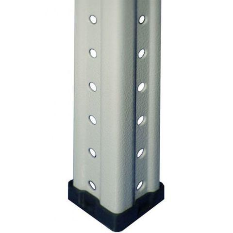 Подпятник пластиковый для металлической стойки