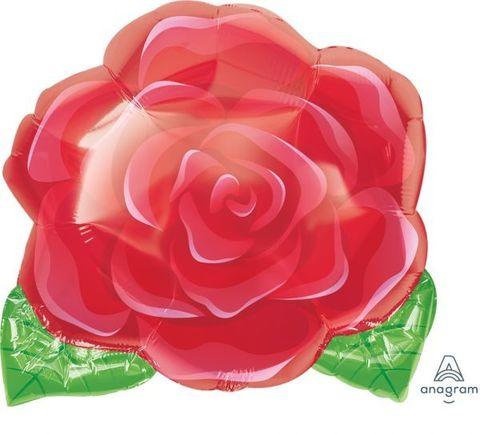 Фигура Роза Красная малая