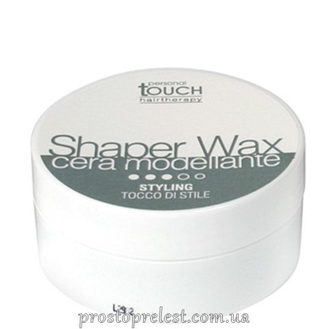 Punti di Vista Personal Touch Shaper Wax - Моделирующий воск сильной фиксации