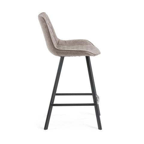 Барный стул Arian темно-коричневый