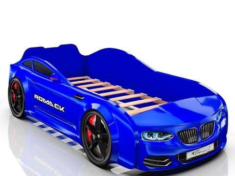 Кровать-машинка Romack Real X 5