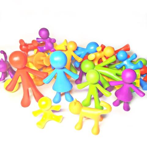 LER3372 Набор фигурок Моя семья Learning Resources