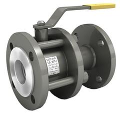 Кран шаровый фланцевый 11с67п (газ,вода) полнопроходной разборный