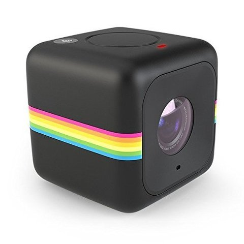 Polaroid Cube Action Camera (6MP) Black (WIFI)