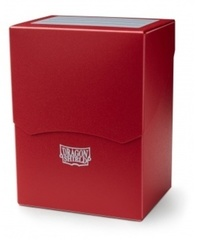 DS Deckboxes: Deck Shell Red