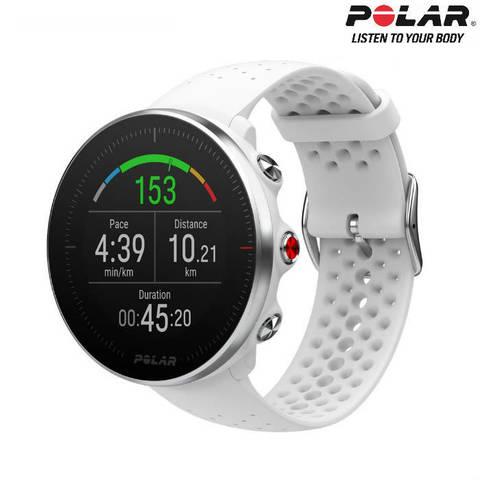 Часы спортивные POLAR VANTAGE M WHITE